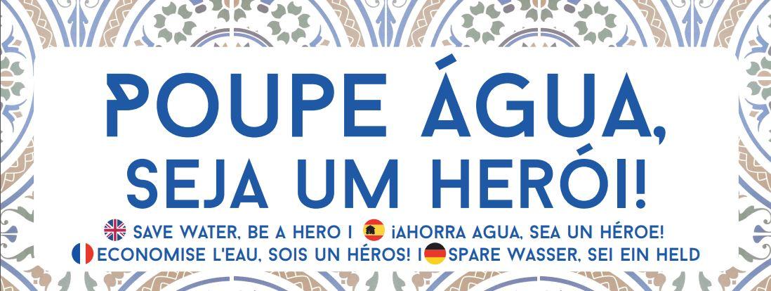 Seja Um Heróis da Água